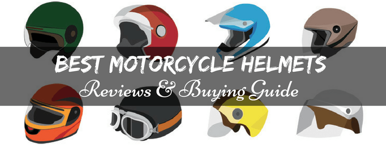 Best full-Face Motorcycle Helmets 2017