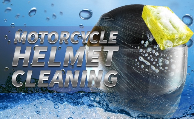how to clean my ski helmet