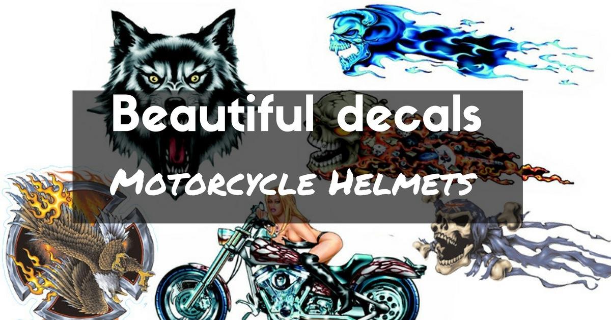 decals helmet