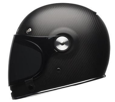 Bell Bullitt Carbon Fiber Motorcycle Helmet