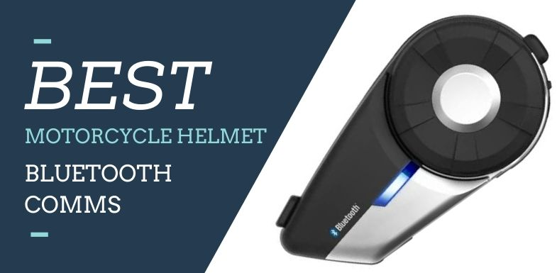 Best Motorcycle Helmet Bluetooth Communications