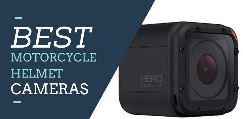 Best Motorcycle Helmets Cameras