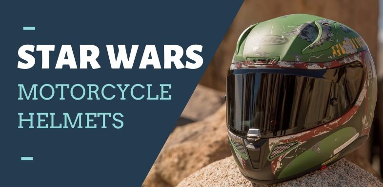Best Star Wars Motorcycle Helmets May the Fourth be with you