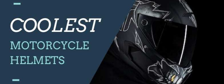 50 Coolest Motorcycle Helmets of 2020
