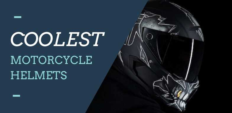Cool Motorcycle Helmet top 50