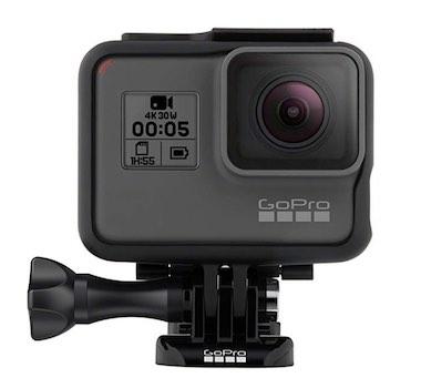 GoPro Hero5 Black — Waterproof Digital Action Camera