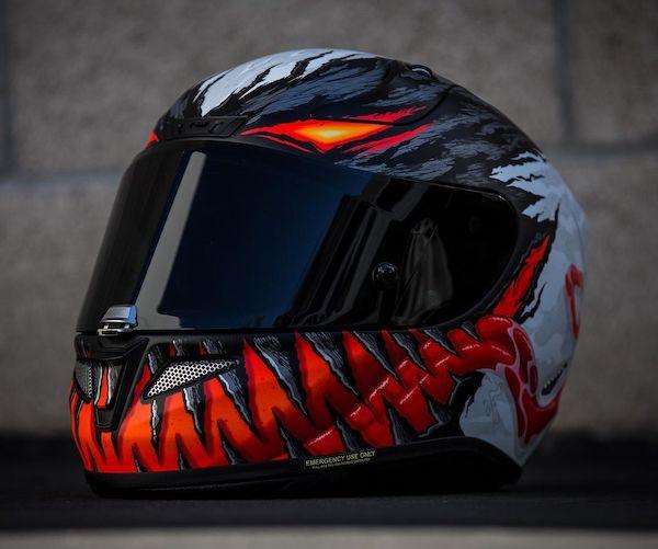 HJC Anti-Venom Motorcycle Helmet
