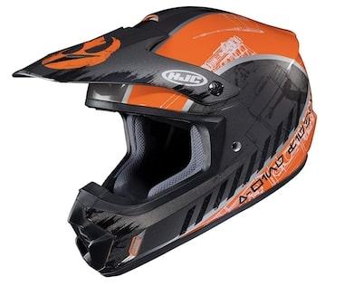 HJC CS-MX 2 Rebel X-Wing Motocross Helmet Review