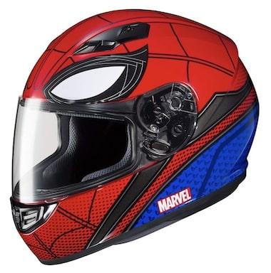 HJC CS-R3 Spiderman Homecoming Motorcycle Helmet Review