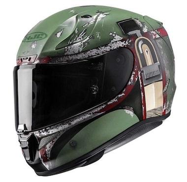 HJC RPHA-11 Boba Fett Star Wars Motorcycle Helmet