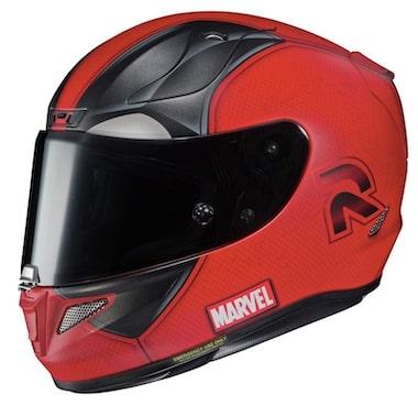 HJC RPHA 11 Pro Deadpool Motorcycle Helmet Review