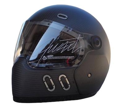 QWART Phoenix Full-Face Carbon Motorcycle Helmet