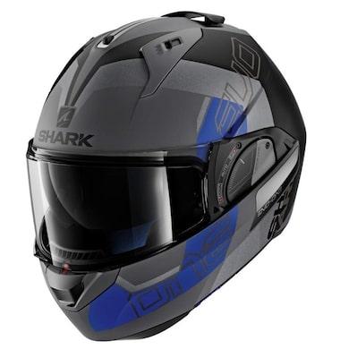 SHARK EVO ONE 2 Slasher Matte Modular Motorcycle Helmet