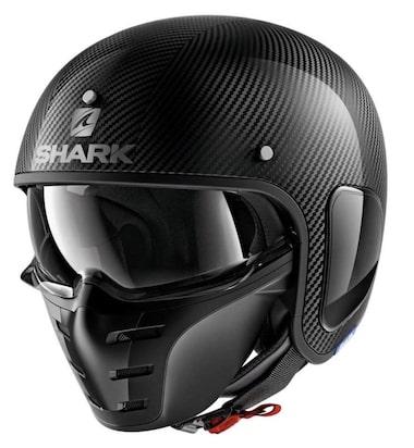 SHARK S-DRAK Carbon Skin Motorcycle Helmet