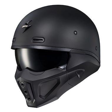 Scorpion Covert X Hybrid Motorcycle Helmet Review