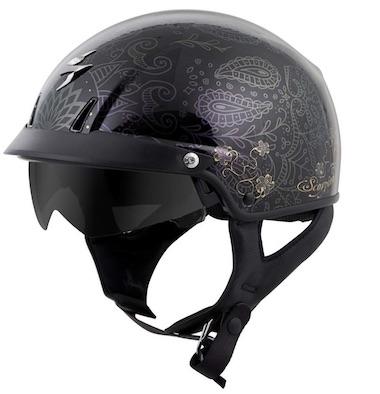 ScorpionExo EXO-C110 Azalea Motorcycle Helmet Review