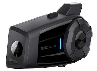 Sena 10C Evo 4K Camera and Communication Headset Review
