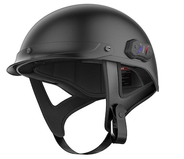 Sena CAVALRY Bluetooth Half Motorcycle Helmet Review