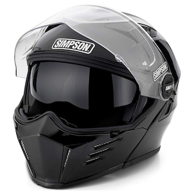 Simpson MOD Bandit Modular Motorcycle Helmet Review