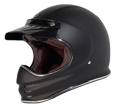 TORC T3 Retro Classic Full-Face Motorcycle Helmet Review
